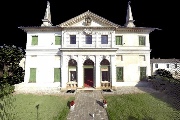 Villa Veneta a Campiglia